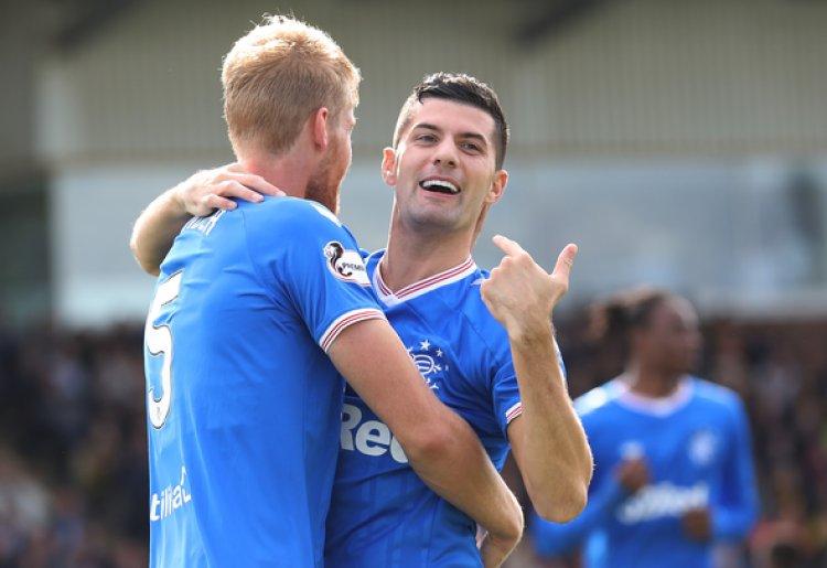 Rangers news: Jordan Jones eager to impress in Sunderland spell