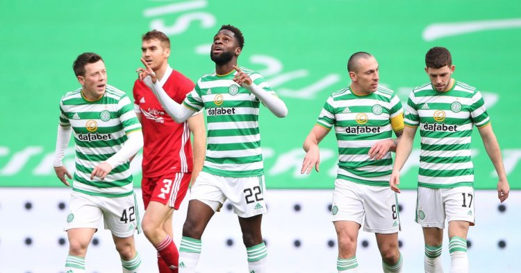 Celtic stars dominate Premiership team of the month as Rangers snubbed