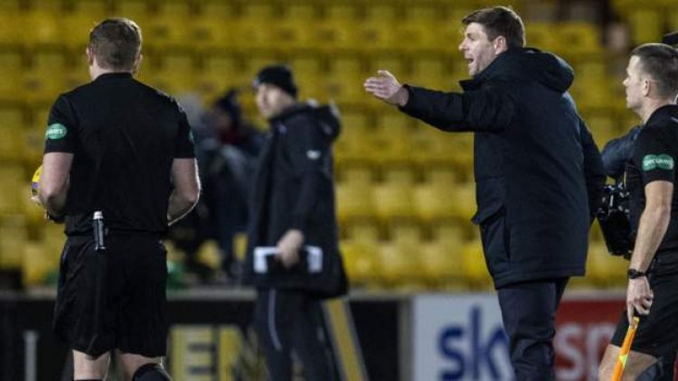 Gerrard offered ban after sending off