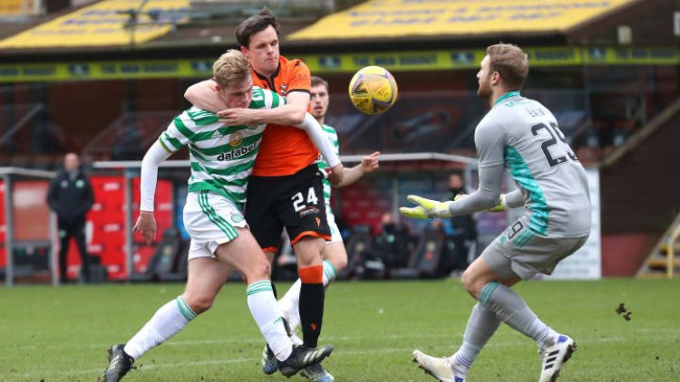 Rangers clinch Scottish Premiership title after Celtic fail to beat Dundee United