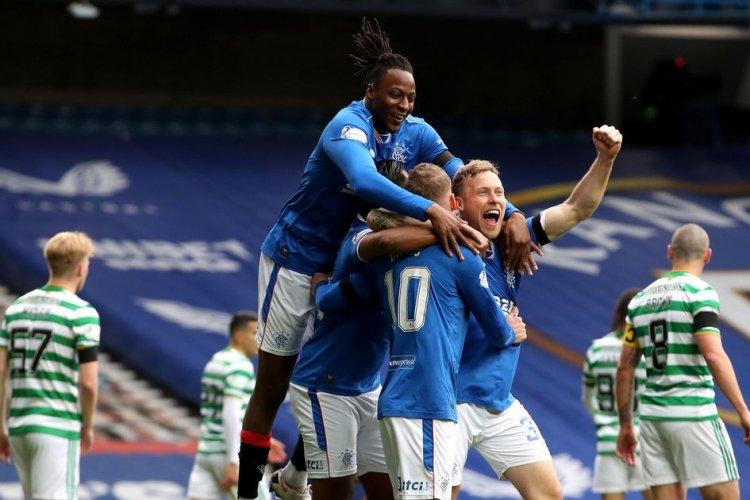 Rangers thrashing Celtic shows power shift is complete says Barry Ferguson