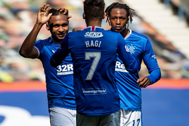 Instant Old Firm impact - Hagi underlines promise with another assist