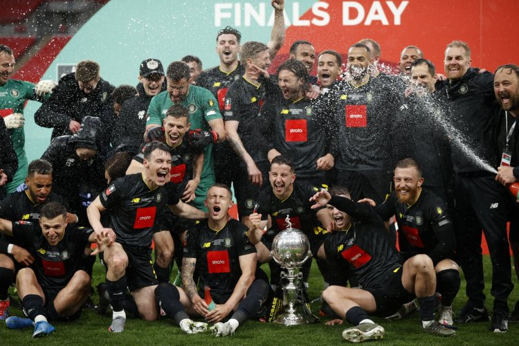 Wembley joy for loan Ranger McPake