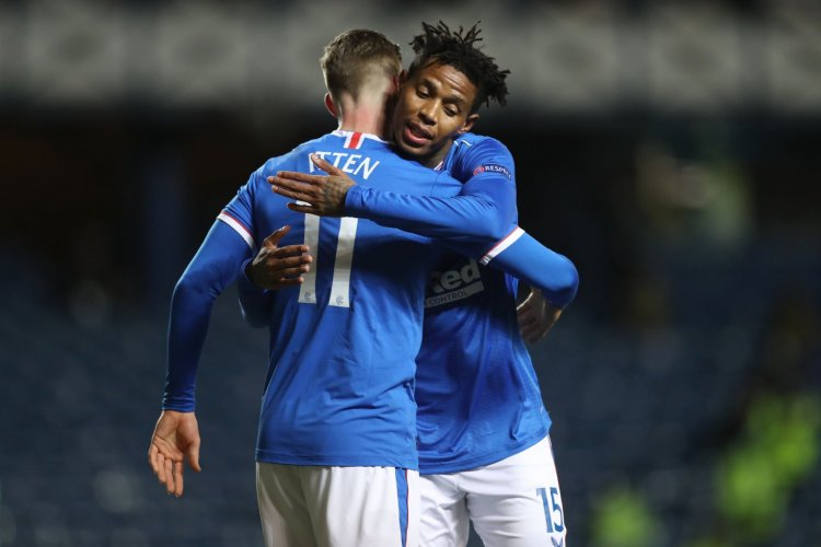 End of the road at Ibrox for experienced intern'l