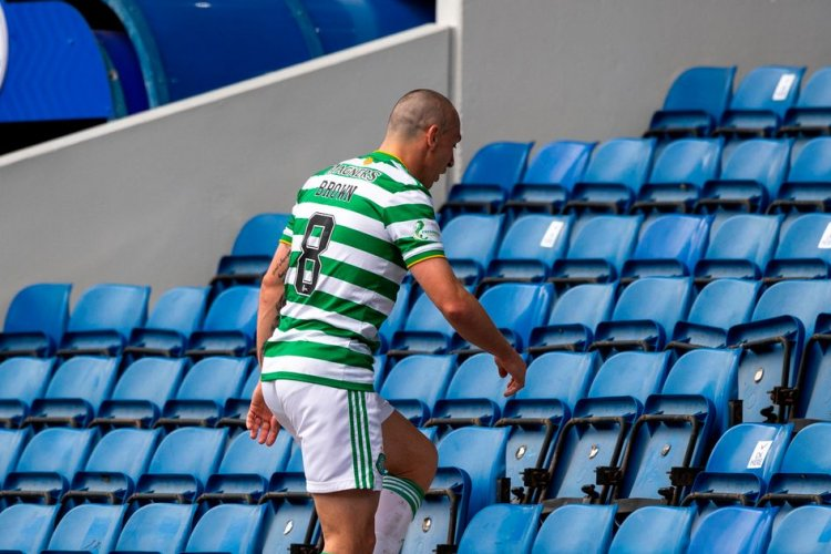 Scott Brown is luckiest Celtic captain in history claims one Hotline caller