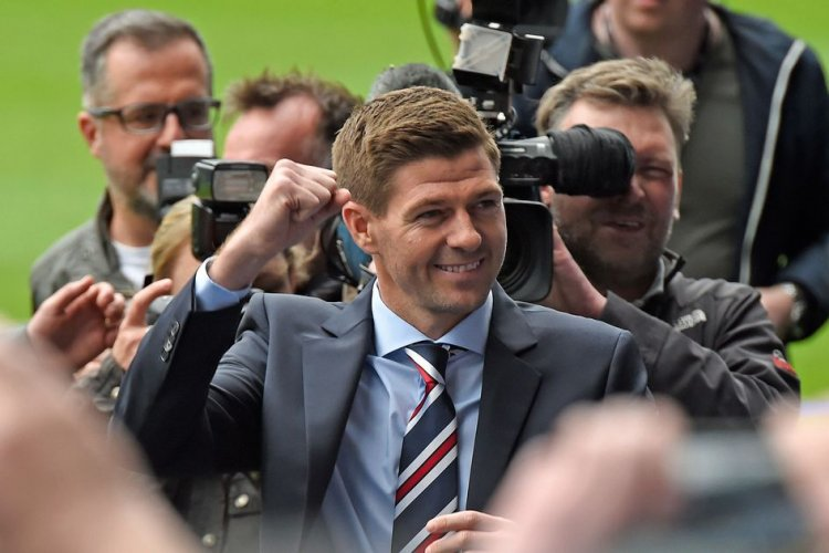 Steven Gerrard's Rangers rollercoaster on third anniversary of appointment