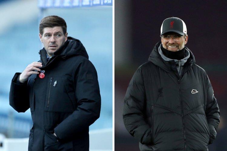 Steven Gerrard reveals the key advice Jurgen Klopp gave him before he took Rangers job