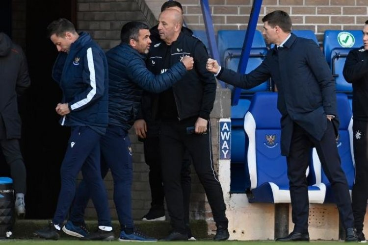 Shortlist for SFWA Manager of the Year revealed as Rangers boss Steven Gerrard aims to end 11-year wait