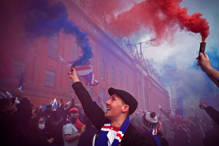 """Rangers fans branded """"phenomenal"""" as support responds amid uncertainty"""