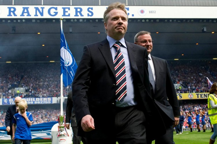 Craig Whyte: I was not to blame for Rangers' financial collapse but I have regrets