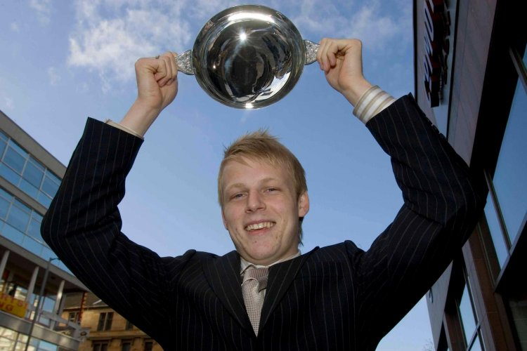 Hibs trio, Celtic duo, Rangers and Hearts once each- the last 16 winners of SFWA Young Player of the Year
