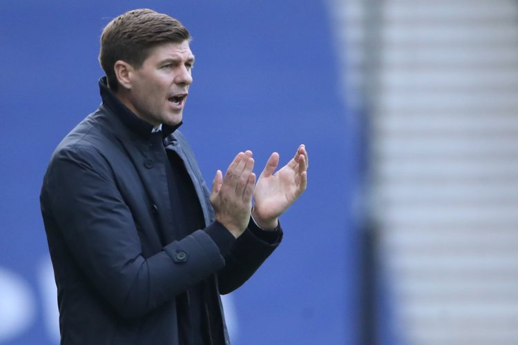 Gerrard on EURO2020 wishes for his Rangers squad