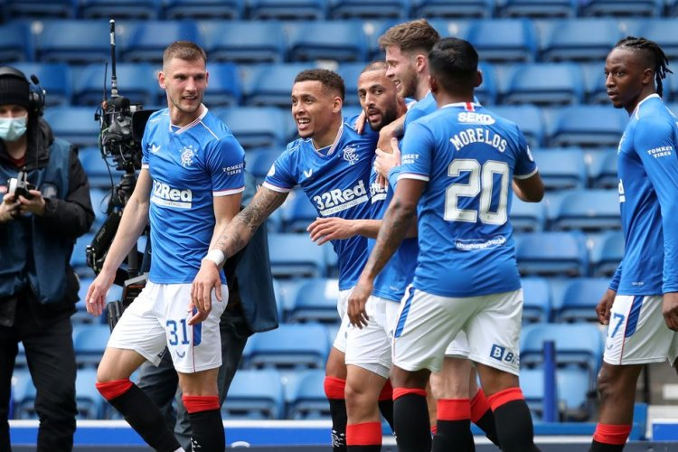 Rangers star Borna Barisic admits he didn't expect Celtic rout