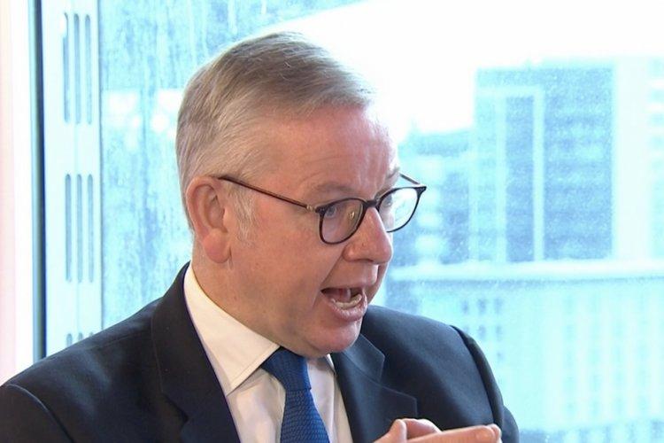 Michael Gove talks up Scottish Champions League Final option instead of England