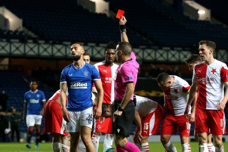 Kemar Roofe: Rangers forward to serve four-game European ban