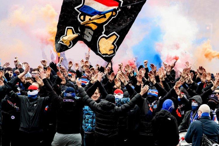 Scottish Government 'set to request Rangers intervene' on fan celebration plans