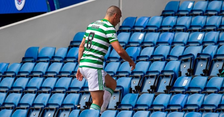 5 best pictures from Rangers vs Celtic as Alfredo Morelos taunts Scott Brown
