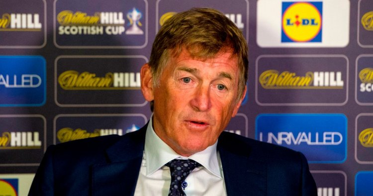 Kenny Dalglish warns Celtic fans they must stay patient if title isn't won back