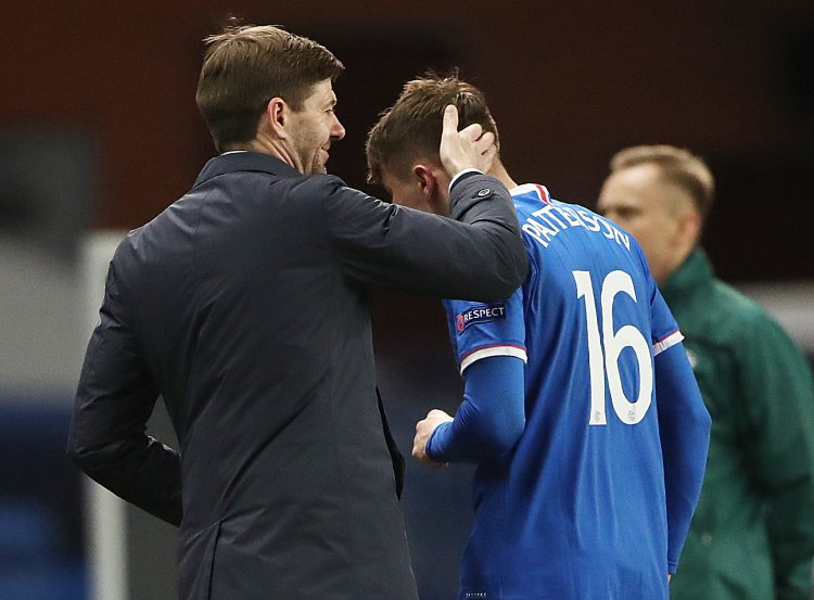 Rangers are expecting a tough test ahead on the road against Livingston