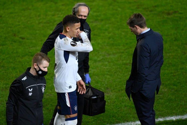 Rangers boss provides worrying injury update regarding key Ibrox star