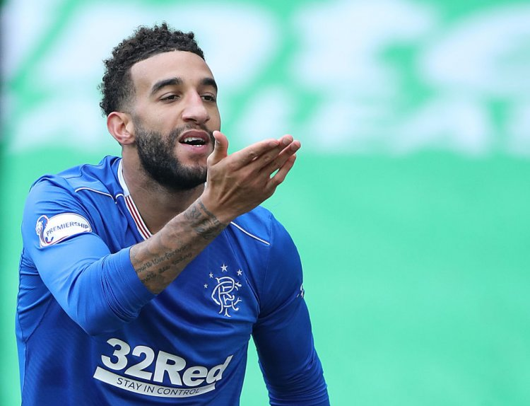 Rangers fans rubbish Arsenal star's 'unreal' stat by hailing Ibrox colossus