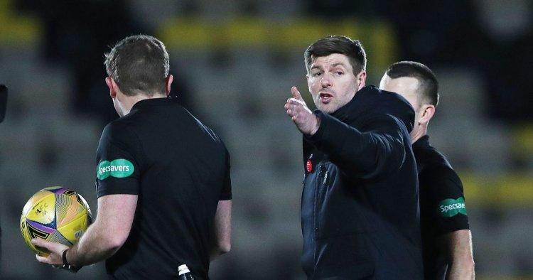 David Martindale admits sympathy for Rangers boss Steven Gerrard over dismissal