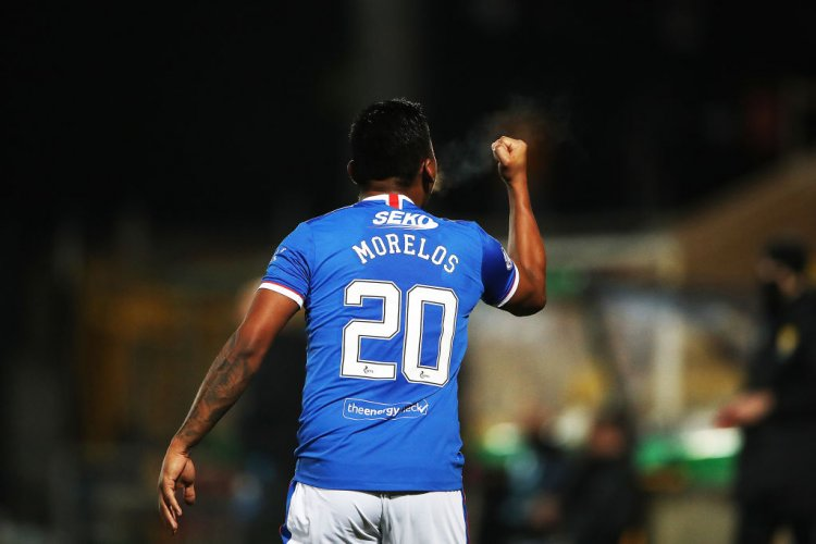 Morelos prompts embarrassing meltdown from pundit over dive row