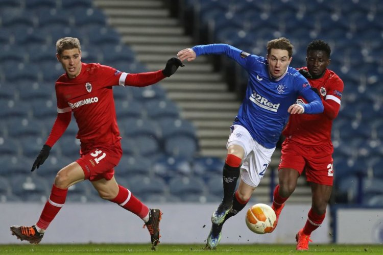 Glowing Rangers comments suggest club has landed transfer dig on rivals