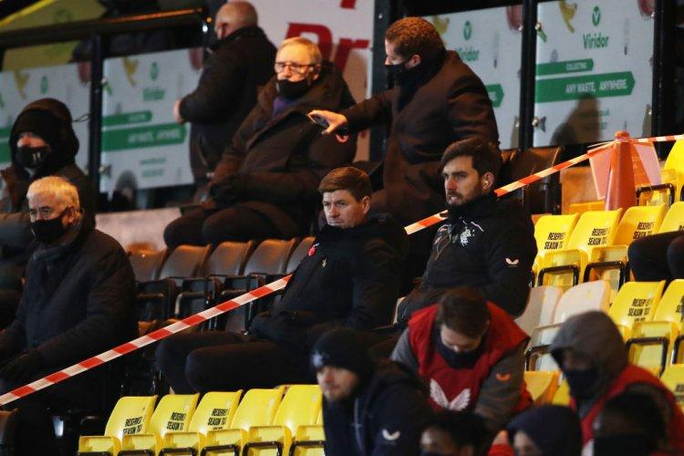 Liverpool sound Rangers boss' song as record-breaking run intensifies