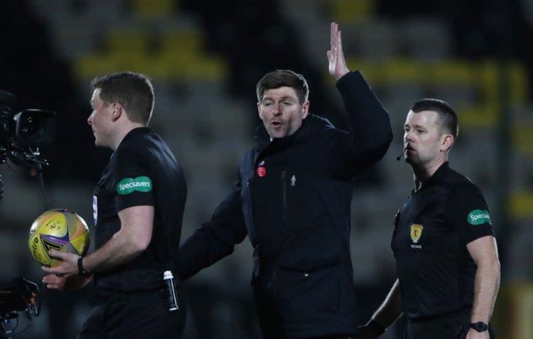 Rangers boss doesn't miss despite double boost from Hampden judgment