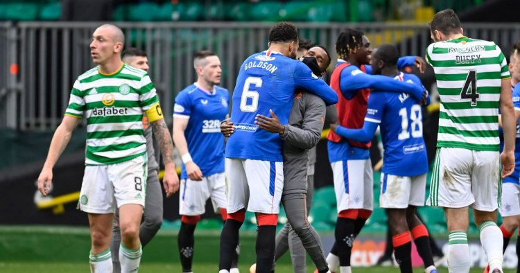 Celtic losing title in Rangers derby would be no bad thing writes Chris Sutton