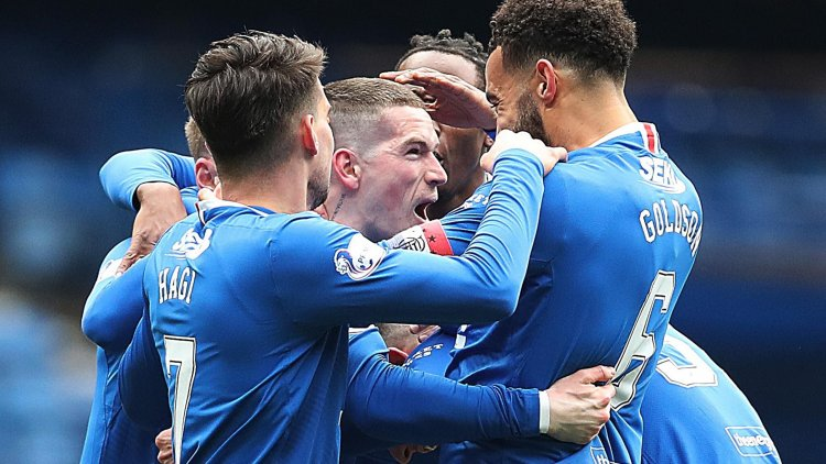 Football news - Rangers crowned Scottish champions for first time in 10 years as Celtic slip up