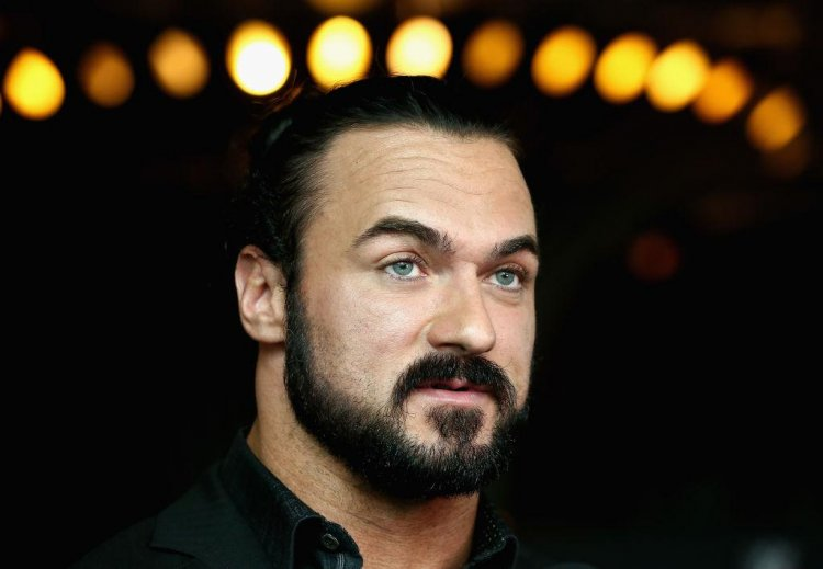 Drew McIntyre celebrates title victory as Rangers-daft WWE star dedicates special championship belt to Ibrox side