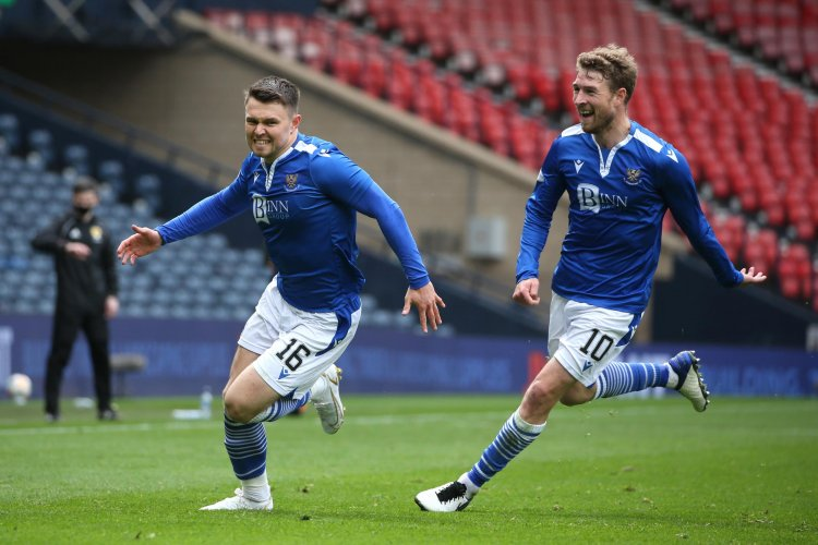 Glenn Middleton opens up on his Rangers future after stunning Scottish Cup semi-final display with St Johnstone
